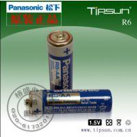 供应松下Panasonic R6 碱性电池