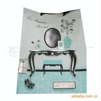 【专业品质】供应彩印纸袋 手提袋 纸质包装袋 结实耐用(图)