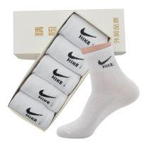 地摊货男士精梳纯棉中筒运动学生袜子厂家批发外贸品牌清理库存