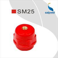 低价直销 仿进口SM绝缘子 SM25低压绝缘座 配电箱绝缘子