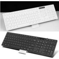 供应森松尼 SK-628 超薄键盘USB 接口 巧克力键盘