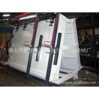 亨力特厂家液压门窗框架组合机 双工位组装 可调尺寸效率高