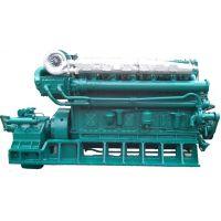 吸沙船渔船货轮300马力翻新潍坊6160船用柴油机