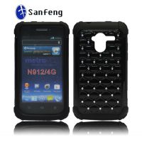 Zte 手机保护套 4G N9120手机壳 中兴点钻手机套 低价直销