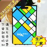 塑料行李牌 PVC软胶行李牌 东莞软胶吊牌 登机牌定制