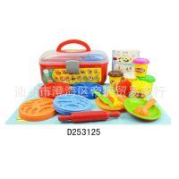 正品奇乐多彩泥汉堡模具套装橡皮泥DIY儿童益智玩具安全无毒