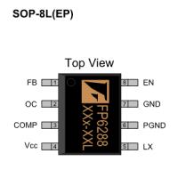 现货供应远翔蓝牙音箱用升压IC FP6288