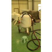 焊接件除锈喷砂机
