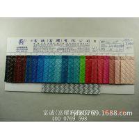 荧光色糖果色水刺底大编织纹PVC革 加厚压花压纹格子纹皮革箱包革