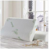 供应 竹纤维记忆枕 护颈枕 枕套枕芯 慢回弹太空记忆枕 促进睡眠