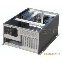 供应拓普龙TOPLOONG七槽壁挂机箱,装工业主板或工业底板