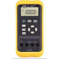 提供 VICTOR 01温度校准器(过程仪表校验仪)