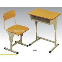 佛山厂家自产自销学生课桌椅 双人课桌椅 学生升降课桌椅 欢迎新老客户前来订购