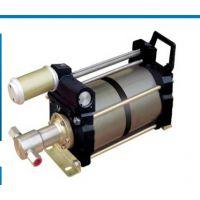 厂家供应压缩空气增压泵/大流量空气增压泵