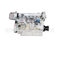 淄博6170系列600马力船用柴油机抽砂泵柴油机