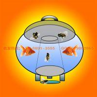 特价灭蝇器/捕蝇/ 环保卫生无毒灭蝇王/ 灭蝇金鱼缸灭蝇器养殖场