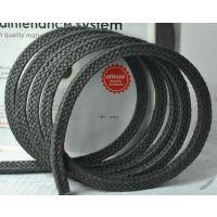 供应密封件黑色高水基盘根,灰渣介质专用盘根,水泵用盘根
