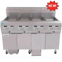 金嵘厨房设备 商用Frymaster—FQG30U气体煎锅