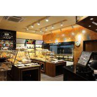 供应杭州惠利展柜面包蛋糕展示柜兼店铺装修全国发货