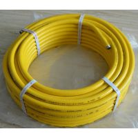 304不锈钢燃气管 圣杰牌 煤气软管天液化气管道热水器管 DN15--20