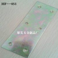 厂家直销通用配件直片 家具五金小铁片 一字连接铁片