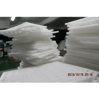 供应东莞防撞18KG加纸托epe珍珠棉周转泡沫盒塑料包装材料