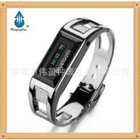 手表工厂大量供应金属LED蓝牙手表 批发零售 欢迎选购