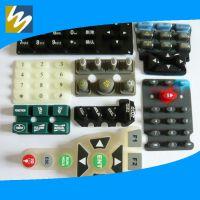厂家生产 键盘硅胶按键 遥控器硅胶按键