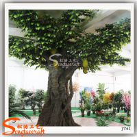 广东松涛仿真树厂家工程设计仿真植物果树 榴莲树菠萝蜜树 可定做