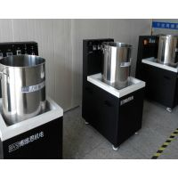 发动机油管高效抛光去毛刺设备/BS-150V磁力抛光机