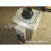 厂家批发 单相调压器TDGC2-10KVA 接触式调压器0-250v可调