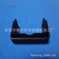 供应电子阻燃硅胶制品 工业机电缓冲防震橡胶垫制品