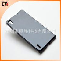 厂家直销  新款华为-P7手机保护套 TPU材质 颜色齐全