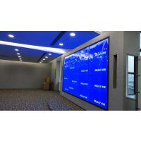 监控室液晶拼接屏方案