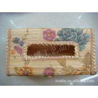 竹纸巾盒--/竹工艺包/竹包/竹编背包/女式背包