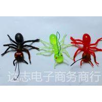 愚人节整人玩具 搞怪玩具 软胶仿真动物玩具挂件 仿真整人蚂蚁