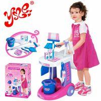 雄城正品 过家家打扫儿童玩具仿真清洁用品工具清洁玩具套装批发
