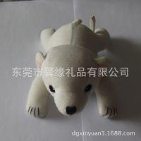 东莞工厂生产毛绒冰箱贴 强磁性冰箱贴 卡通贴 磁铁公仔冰箱贴