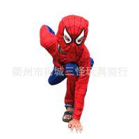 蜘蛛侠紧身衣蜘蛛侠儿童节表演装 蜘蛛侠衣服 蜘蛛侠服装