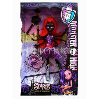 怪兽蜘蛛多手蜘蛛女芭比娃娃monster high 怪兽高中