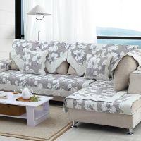 田园布艺时尚全棉沙发垫坐垫皮防滑夏季沙发巾沙发套家居沙发垫子