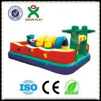 供应广州奇欣QX116I小型充气堡 小型充气城堡 儿童乐园