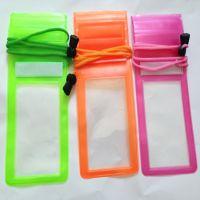 三层密封手机防水袋户外游泳潜水漂流防水袋三星苹果触屏5寸可用