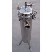 供应大型反渗透前置不锈钢精品过滤器,不锈钢芯式过滤器