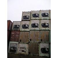 40HQ二手集装箱出租/冷藏箱出租,出售/维修/租赁/回收一条龙服务,散货集装箱