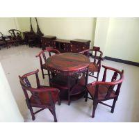 红木古典家具 酸枝咖啡台6件套  仿古家具