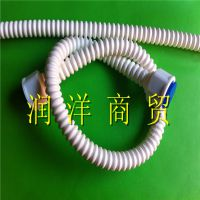 【环保】PERT连接管 波纹冷热供水连接管 单壁波纹塑料软管50cm