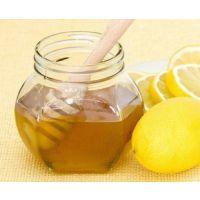 厂家直销透明玻璃蜂蜜瓶1斤2斤装375ml水容量罐头瓶