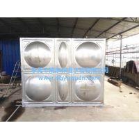 供应广州花都从化不锈钢商用保温箱学校热水工程水箱家用水塔厂保温水箱价格