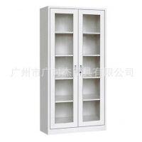 广州厂家批发办公家具 钢制文件柜 5门无抽档案柜 大量资料文件柜